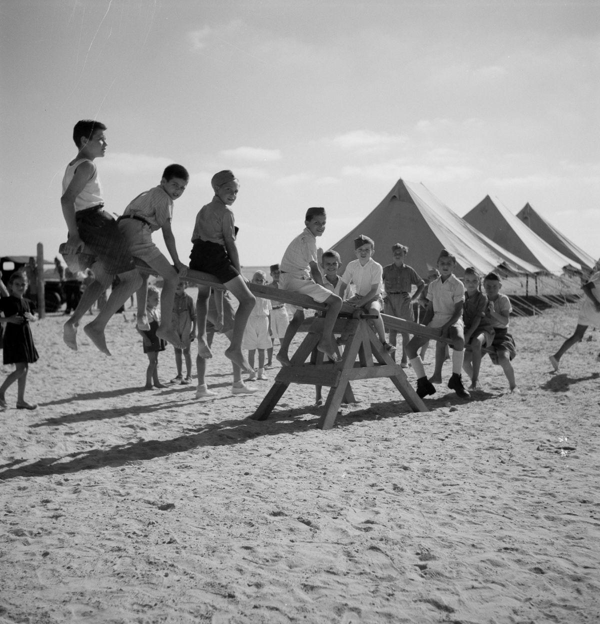 Quando os refugiados fugiram da Europa devastada pela guerra buscando paraísos no Oriente Médio 01
