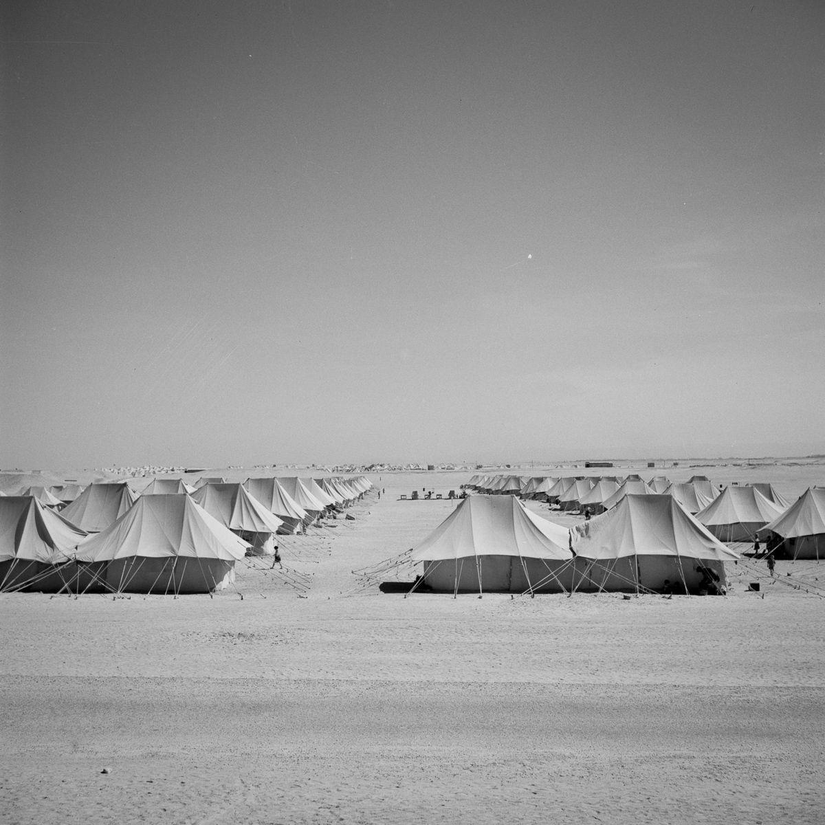 Quando os refugiados fugiram da Europa devastada pela guerra buscando paraísos no Oriente Médio 02