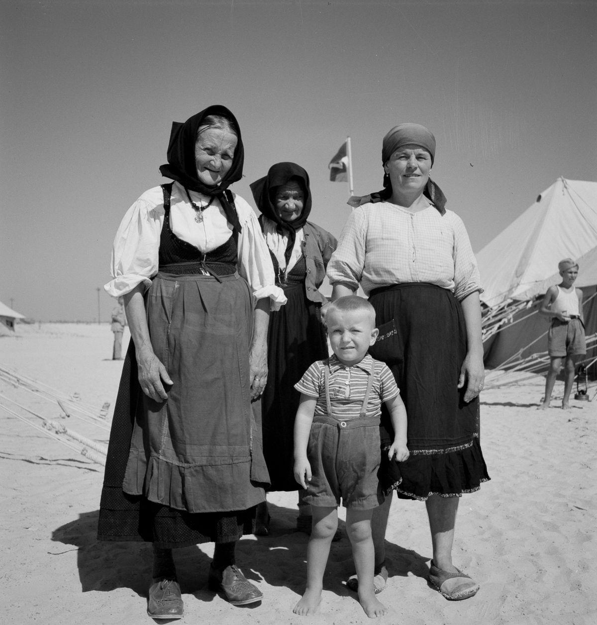 Quando os refugiados fugiram da Europa devastada pela guerra buscando paraísos no Oriente Médio 04