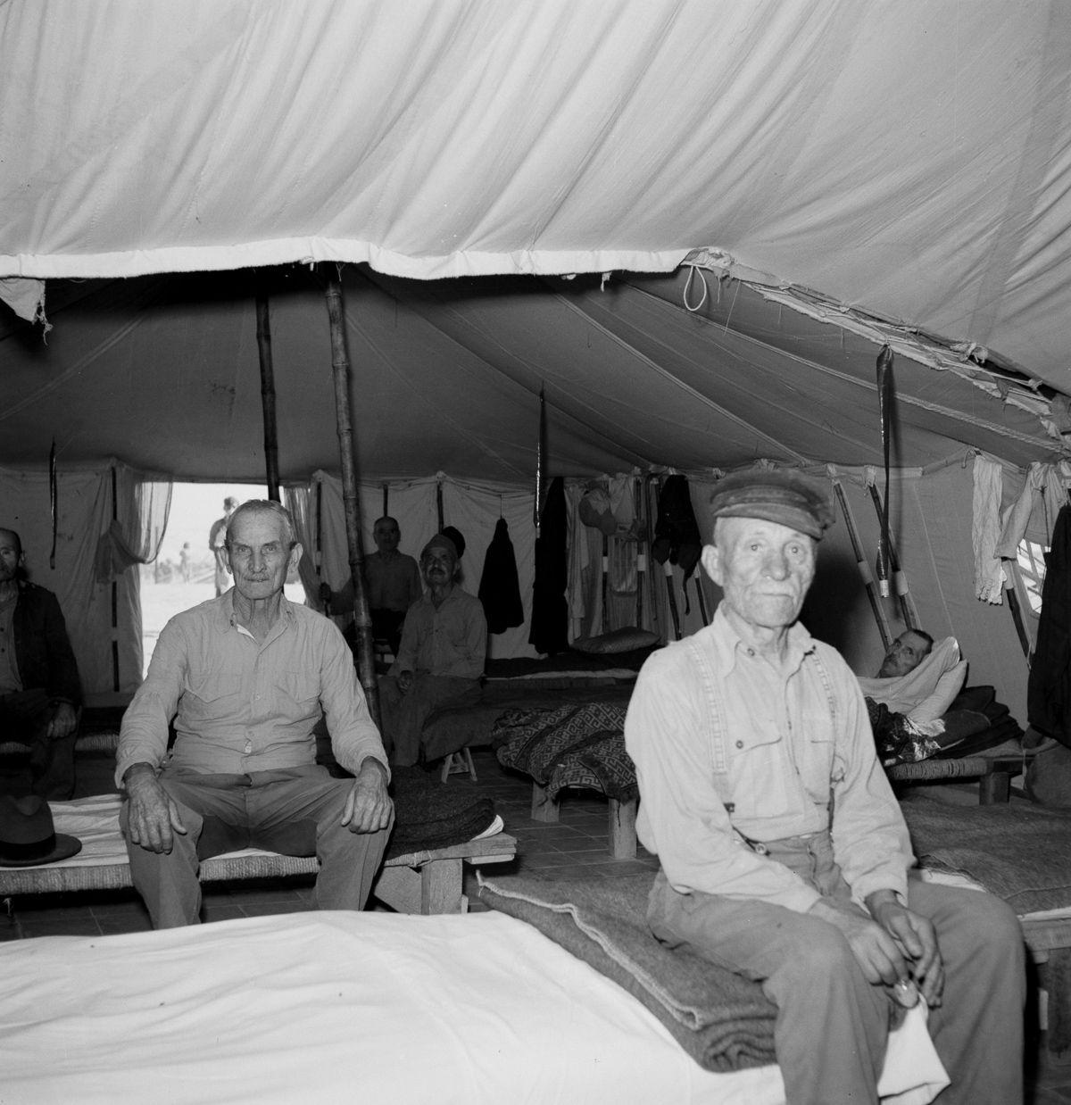 Quando os refugiados fugiram da Europa devastada pela guerra buscando paraísos no Oriente Médio 06