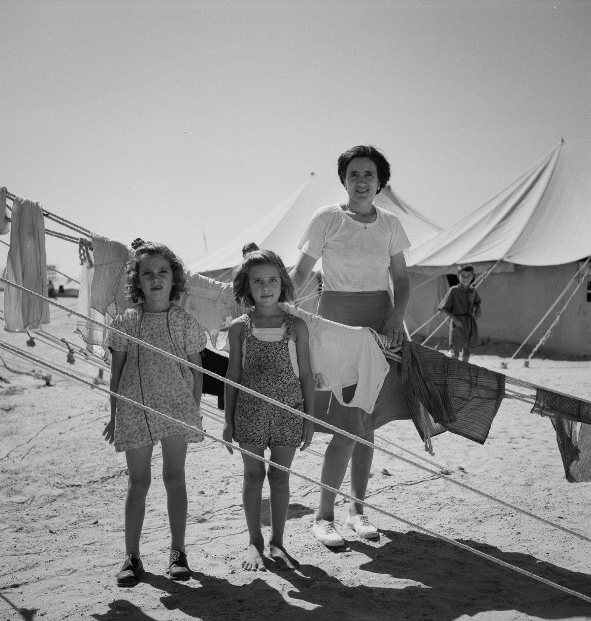 Quando os refugiados fugiram da Europa devastada pela guerra buscando paraísos no Oriente Médio 08