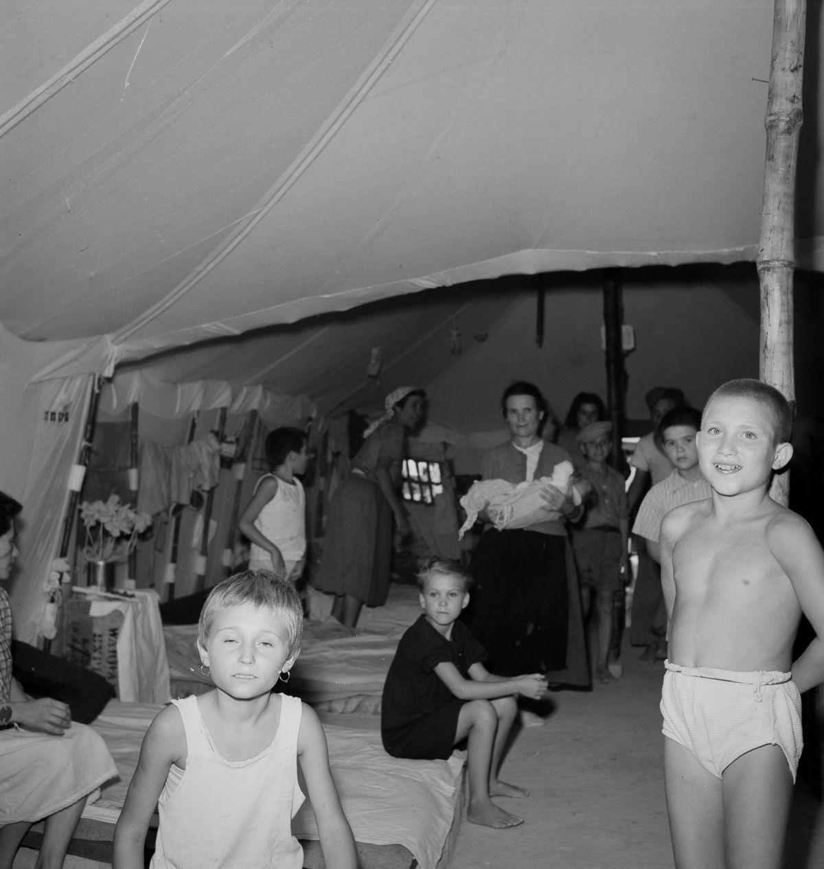 Quando os refugiados fugiram da Europa devastada pela guerra buscando paraísos no Oriente Médio 10
