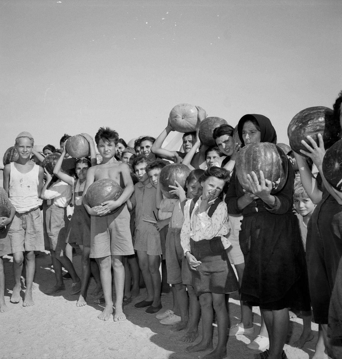 Quando os refugiados fugiram da Europa devastada pela guerra buscando paraísos no Oriente Médio 29