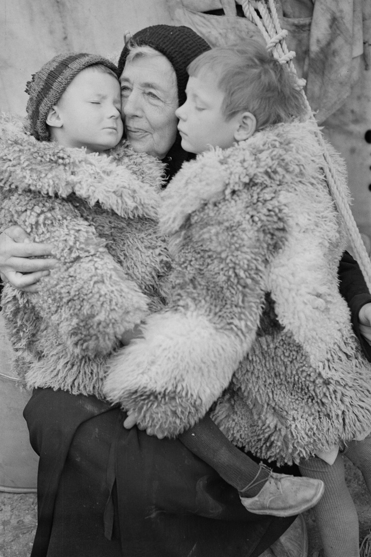 Na Segunda Guerra Mundial, refugiados poloneses encontraram segurança no Irã 01
