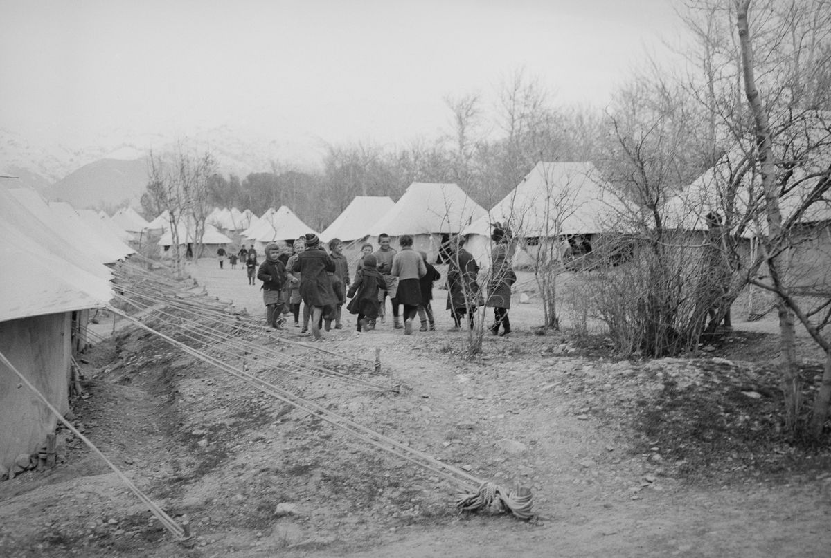 Na Segunda Guerra Mundial, refugiados poloneses encontraram seguran�a no Ir� 02