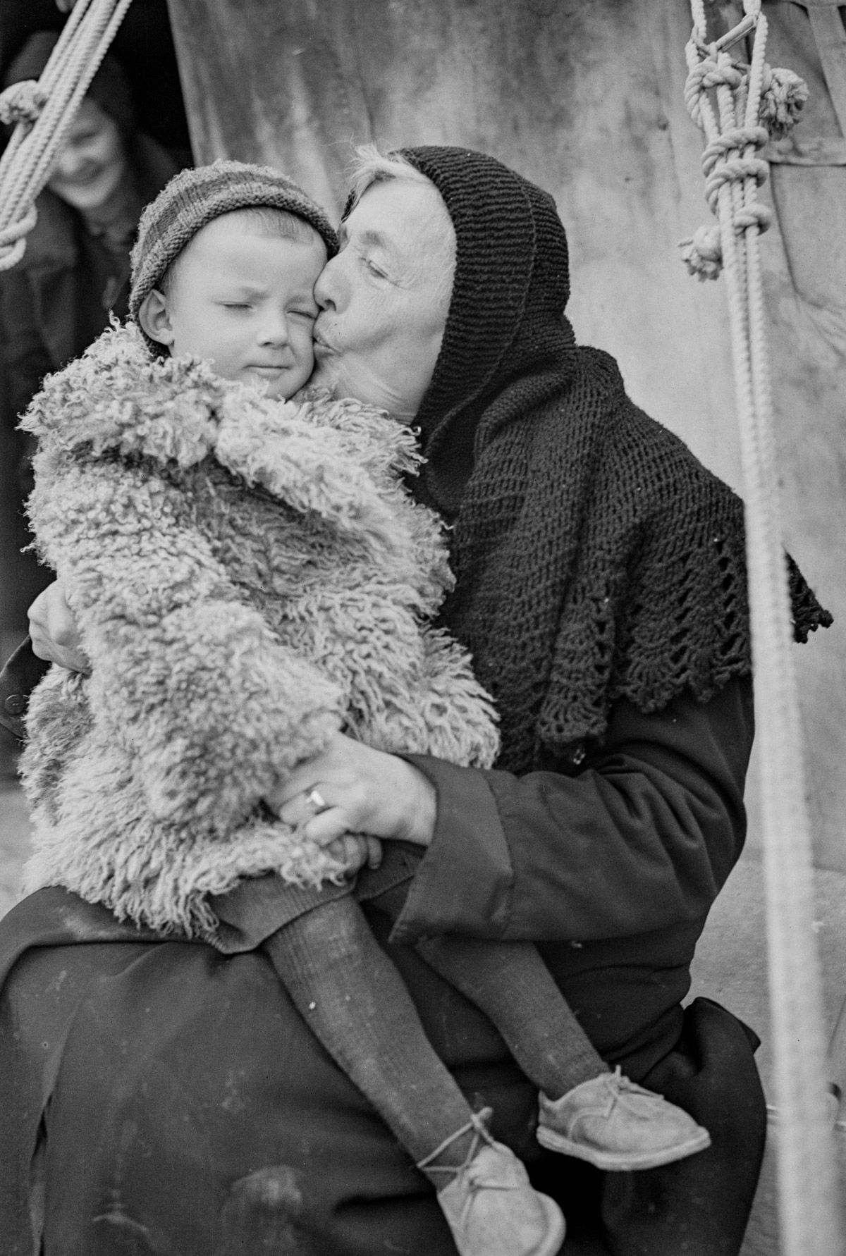 Na Segunda Guerra Mundial, refugiados poloneses encontraram seguran�a no Ir� 07