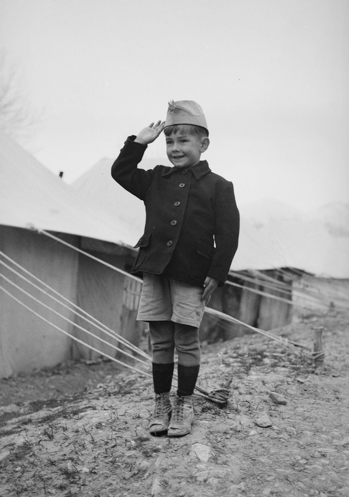 Na Segunda Guerra Mundial, refugiados poloneses encontraram seguran�a no Ir� 19