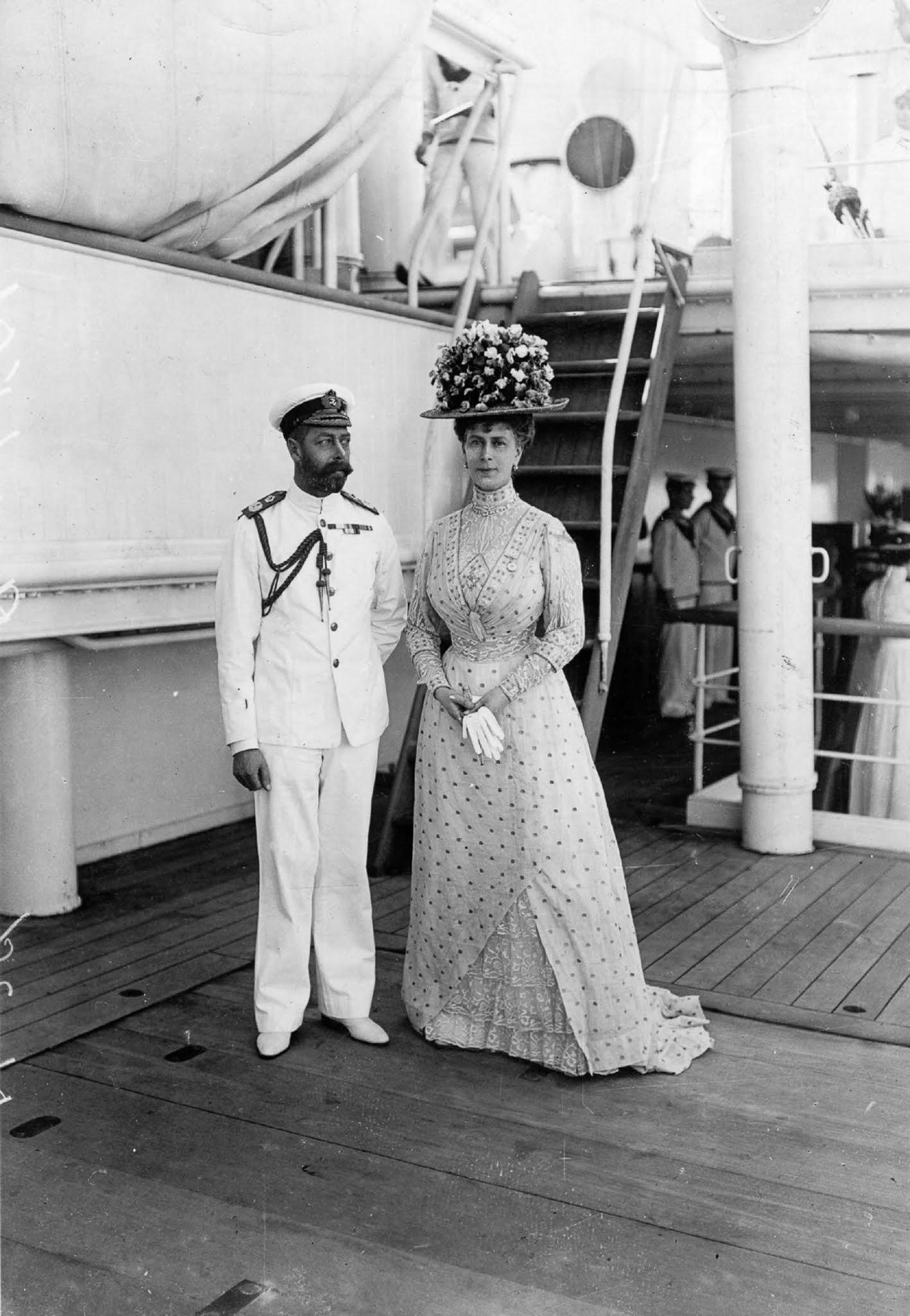 Em 1911 a realeza britânica foi à Índia para ser coroada e aproveitou para caçar 01