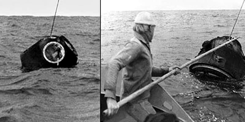 A pegadinha de um cosmonauta que fez Nixon pensar que ele estava a caminho da lua