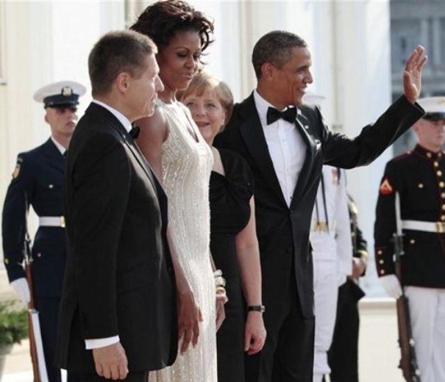 Angela Merkel tem uma coisa para Michelle Obama 02