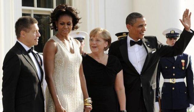 Angela Merkel tem uma coisa para Michelle Obama 05