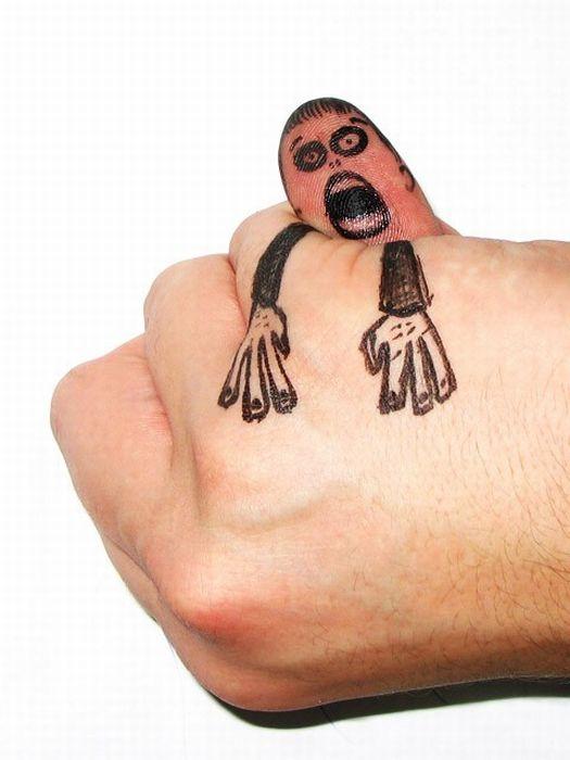 O que seus dedos fazem quando não está olhando 03