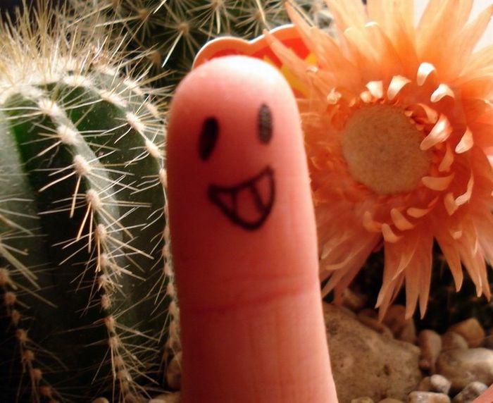 O que seus dedos fazem quando não está olhando 10