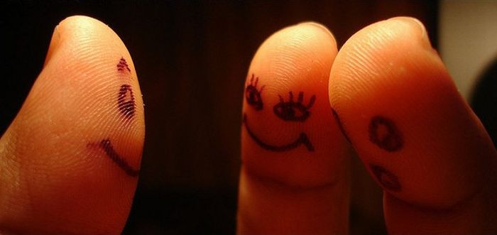 O que seus dedos fazem quando não está olhando 12