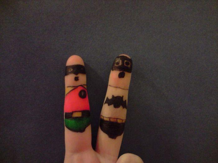 O que seus dedos fazem quando não está olhando 15