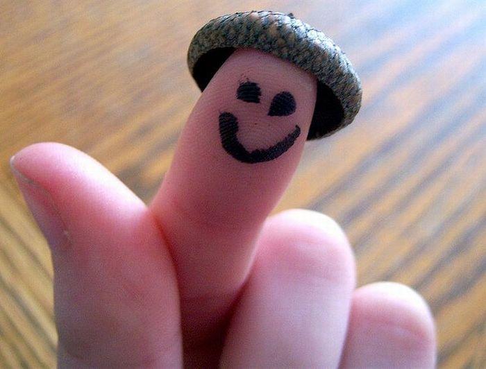 O que seus dedos fazem quando não está olhando 16