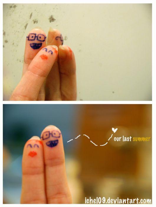 O que seus dedos fazem quando não está olhando 39