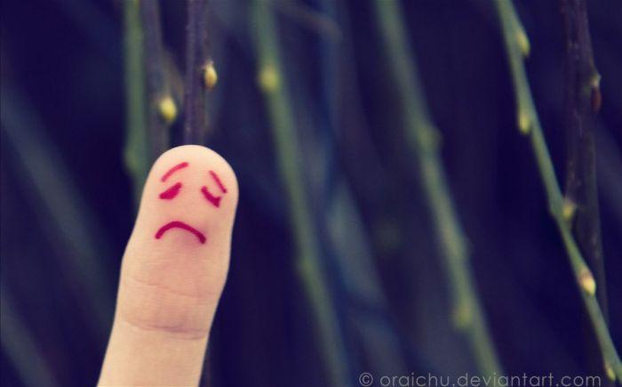 O que seus dedos fazem quando não está olhando 50