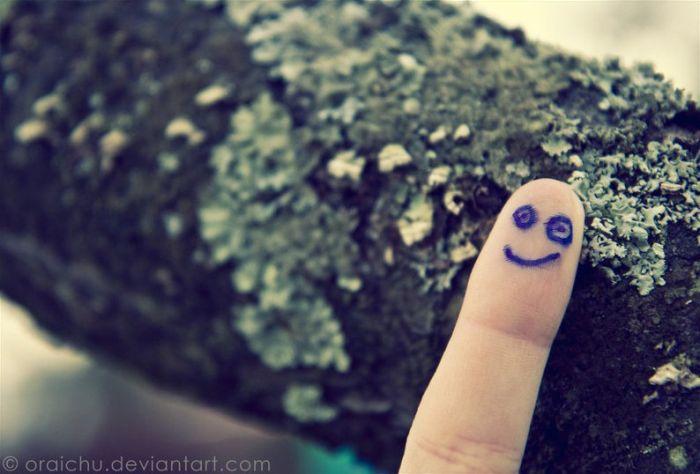 O que seus dedos fazem quando não está olhando 51