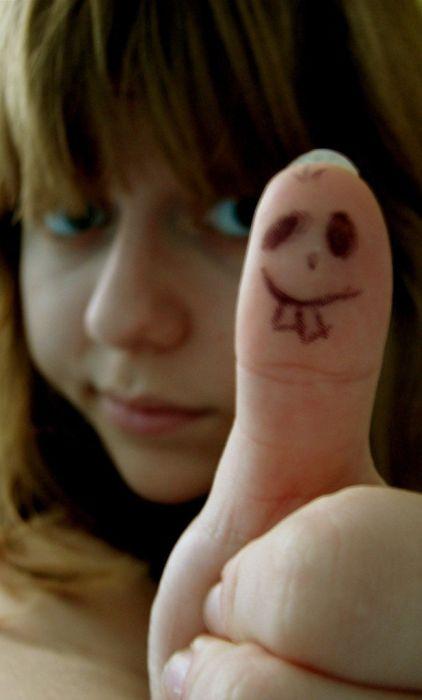 O que seus dedos fazem quando não está olhando 56