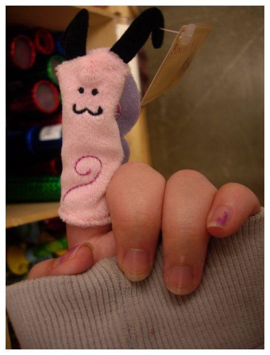 O que seus dedos fazem quando não está olhando 58