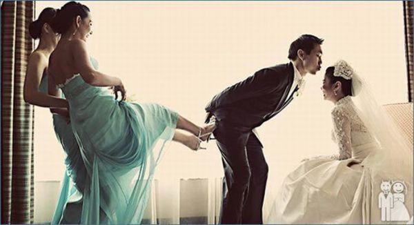 Os casamentos mais estranhos e criativos 06