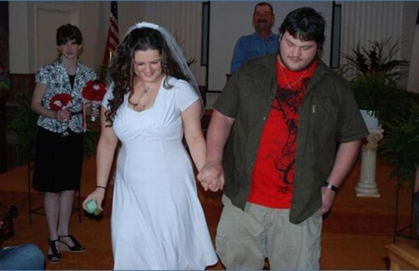 Os casamentos mais estranhos e criativos 08