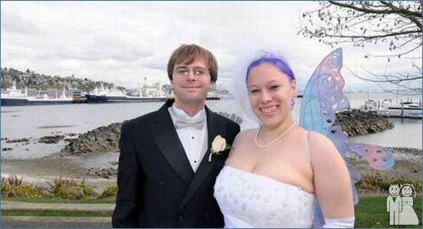 Os casamentos mais estranhos e criativos 15