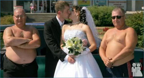Os casamentos mais estranhos e criativos 16