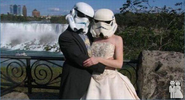 Os casamentos mais estranhos e criativos 18