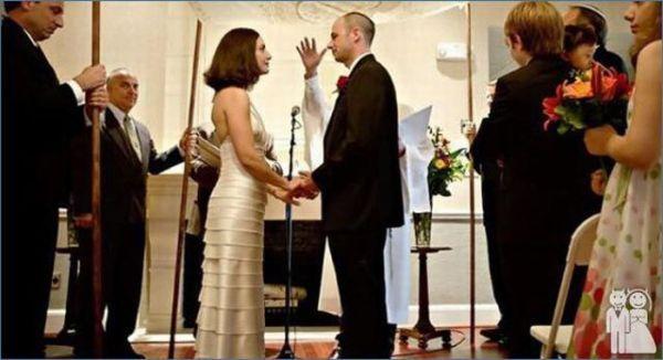 Os casamentos mais estranhos e criativos 19