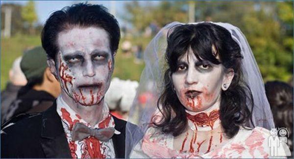 Os casamentos mais estranhos e criativos 23