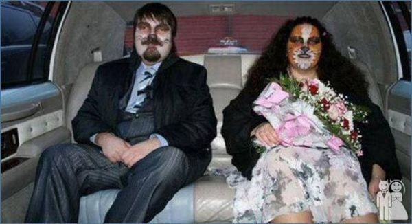 Os casamentos mais estranhos e criativos 24