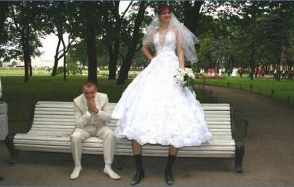 Os casamentos mais estranhos e criativos 26