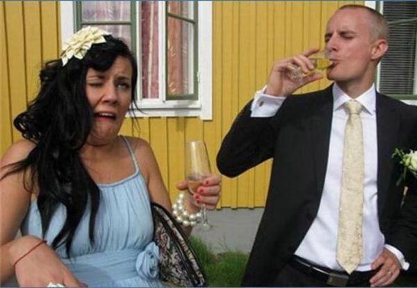 Os casamentos mais estranhos e criativos 28