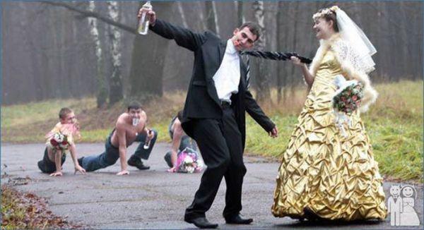 Os casamentos mais estranhos e criativos 29