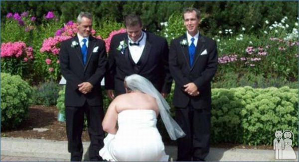 Os casamentos mais estranhos e criativos 31