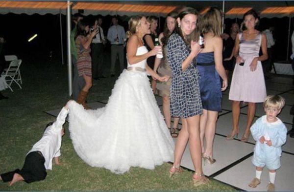 Os casamentos mais estranhos e criativos 32