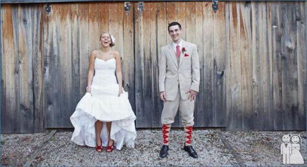 Os casamentos mais estranhos e criativos 34