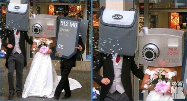 Os casamentos mais estranhos e criativos 35
