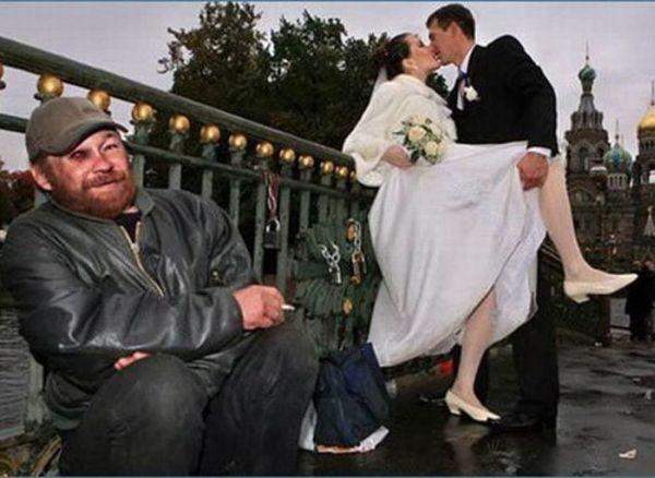 Os casamentos mais estranhos e criativos 41