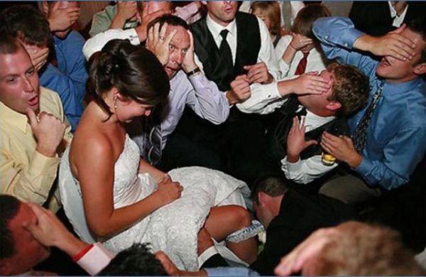 Os casamentos mais estranhos e criativos 44