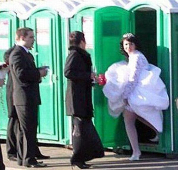Os casamentos mais estranhos e criativos 46