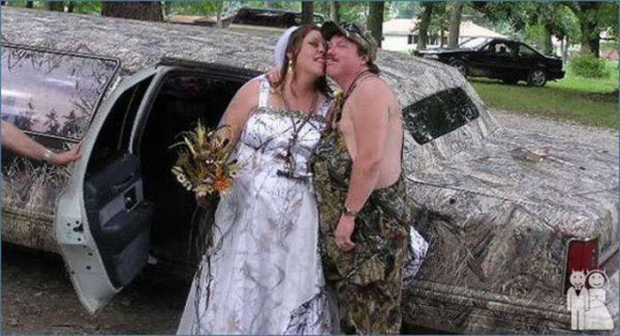 Os casamentos mais estranhos e criativos 56