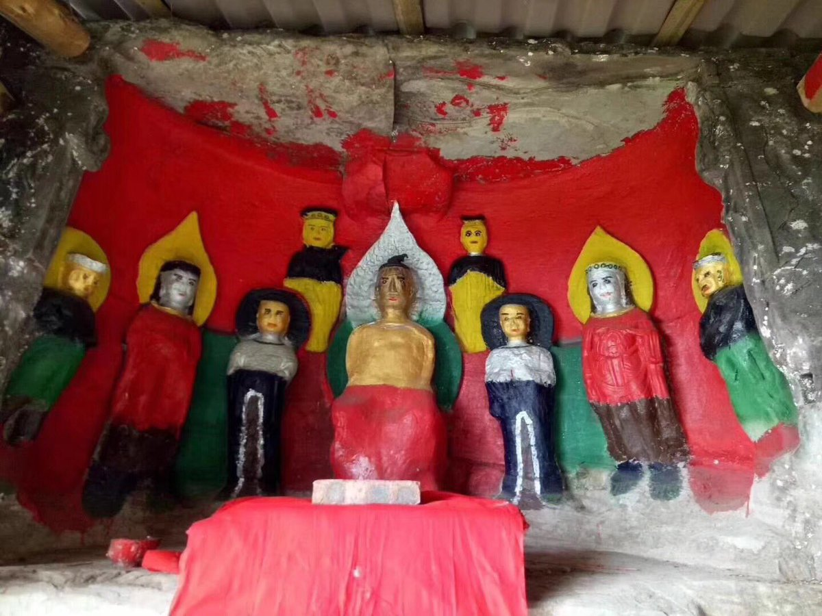 De novo: a última restauração desastrosa de um monumento aconteceu na China