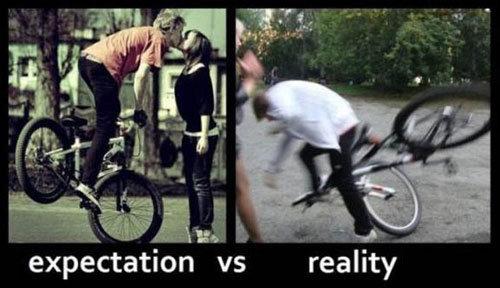Expectativa versus realidade na internet 16
