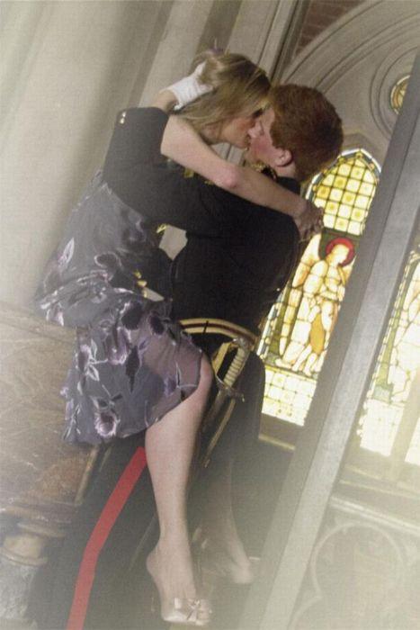 Flagras da festa do casamento real 04