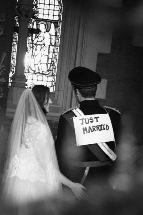 Flagras da festa do casamento real 05