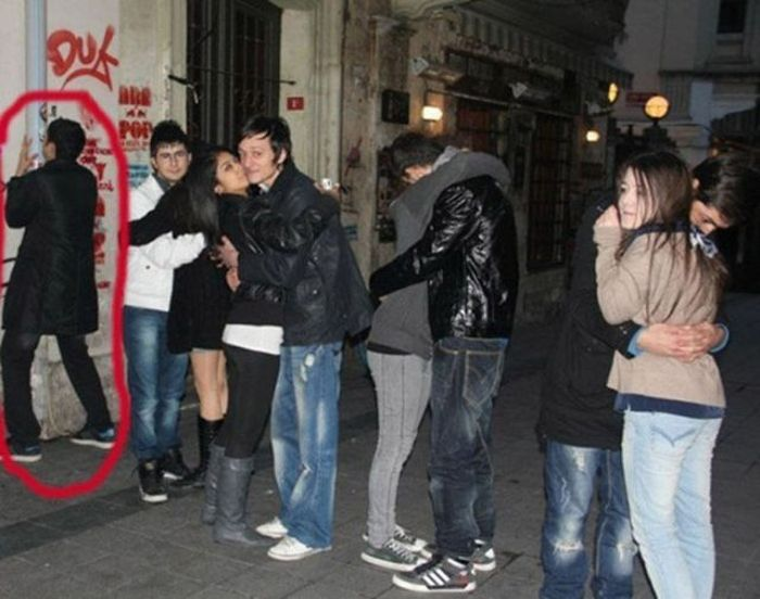 Forever Alone do mundo real 46