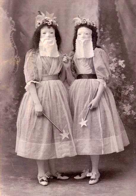 Fotos antigas estranhas e engraçadas 3 02
